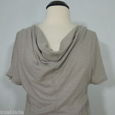 CONVERSE ONE STAR Cowl Neck Dolman Knit Top size S