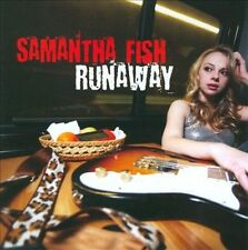 Runaway * by Samantha Fish (CD, May-2011, Ruf Records)