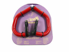 Cinelli red spinaci handlebar extensions for Road racing Vintage Bicycle  NOS