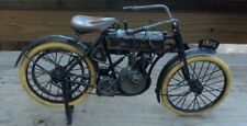 OLD TOY METAL MOTORCYCLE LIVE TO RIDE 1906