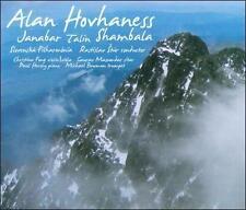 Alan Hovhaness: Janabar, Talin, Shambala