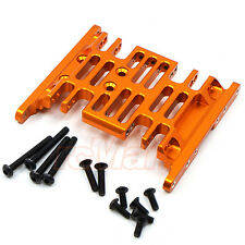 GPM Aluminum Center Frame Brace 1 Set Orange Axial SCX10 RC Car 1:10 #SCX038B-OR