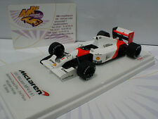 True Scale tsm144334 # mclaren mp4/6 #1 WM japón gp fórmula 1 1991 a. senna 1:43