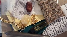 MARRIAGE 7 KNOT MOJO Kit OIL Stone Talisman HERB Wicca Witch Pagan Love