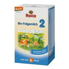 one 600g Box Holle Organic Stage 2 Baby Infant Formula  NEW
