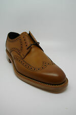 Loake Rankin Brogue in Tan UK7F