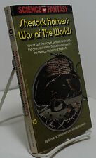 Sherlock Holmes's War of the Worlds by Manley Wellman and Wade Wellman