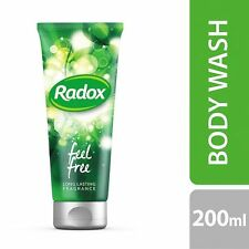 Radox Feel Free Scent Touch Body Wash 200ml