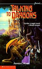 Talking to Dragons (Enchanted Forest Chronicles) by Patricia C. Wrede, Good Book