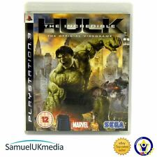 The Incredible Hulk (PS3) **GREAT CONDITION!**