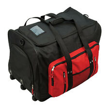 Portwest Multi-Pocket Trolley Travel Bag 100L Pull Along Bag Case B907