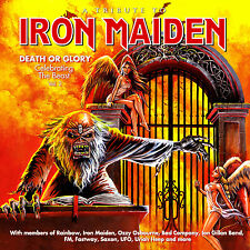 A Tribute To Iron Maiden -Celebrating The Beast Volume 2 - Digipak-CD ( 700025 )