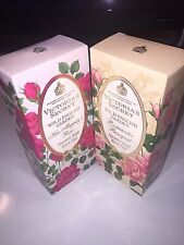 Victoria's Secret Romantic Bouquet Shower Bath Gel and Her Majesty's Rose