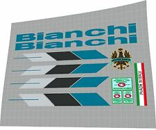 Bianchi Record 1988  DECAL SET