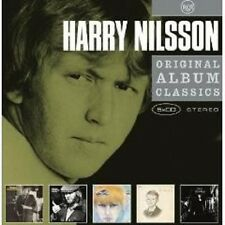"HARRY NILSSON ""ORIGINAL ALBUM CLASSICS"" NEU 5 CD"