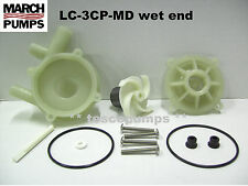 March pump  LC-3CP-MD wet end only  Cruisair  PML500
