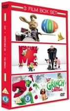 Hop / Despicable Me / The Grinch (DVD, 2011, 3-Disc Set)