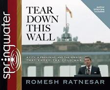 (New CD) Tear down This Wall A City, a President, and the Speech....(6 CDs)