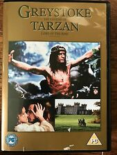 Greystoke - The Legend of Tarzan, Lord Of The Apes ~ 1983 British Classic UK DVD