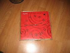 RUSH Clockwork Angels 180 gram  Very Rare RED Vinyl Germany Sealed only 300