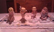 LOTTO QUASI ANGELI Franklin Nuovo di zecca Figurina Ornamento Amore Amico in qualsiasi momento