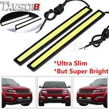 Super Bright 100 LED COB Daytime Running Light DRL Fog Driving Lamp Daylight Kit