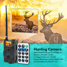 SunTek HC-300A 1080P HD 12MP Wildlife Digital Infrared Trail Hunting Camera New