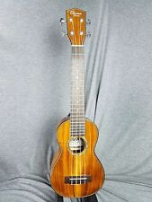 MIM: Ohana Long Neck Soprano SK-270M All Solid Acacia Setup Ukulele 151