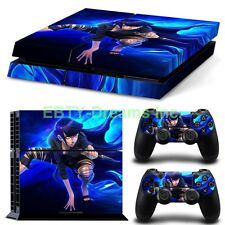 Naruto Anime Girl Hinata Hyuga Hyuuga Vinyl Skin Sticker Decal Protector for PS4