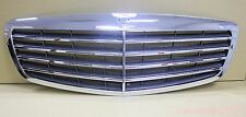 07-09 Front Grille Mercedes Benz S-Class W221 S550 S600 S63 S65 AMG Carbon Look