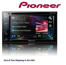 "Pioneer Double Din AVH290BT USB/DVD/MP3/CD Player 6.2"" Touchscreen Bluetooth NEW"
