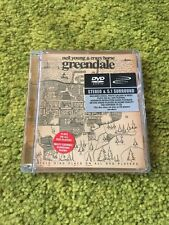 Neil Young Greendale 5.1 Advanced Resolution Surround Sound DVD Audio