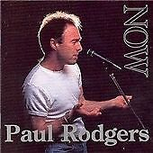 Paul Rodgers - Now (CD) . FREE UK P+P