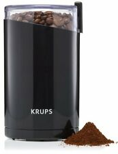 KRUPS Electric Blade Grinders F203 Electric Spice and Coffee Grinder with Steel
