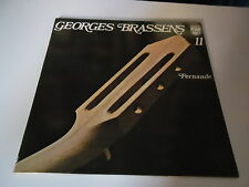 33 TOURS / LP--GEORGES BRASSENS VOL.11--FERNANDE