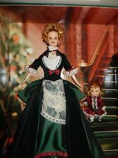 Barbie Limited Edition Victorian Holiday Barbie & Kelly Dolls