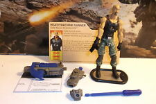 GI JOE RETALIATION ROADBLOCK PREMIERE AMAZON PACK FIGURE # 2