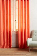 Anthropologie Linen Grommet Curtain 50 X 96. $98 Sold Out