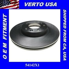Verto USA  Front Premium  Brake Rotor For Ford Fusion 54142X1