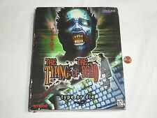 NEW (w/ box wear) The Typing of the Dead PC Big Box Game SEALED Sega Computer