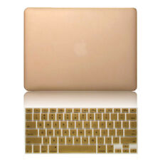 Glossy Hard Case Shell Skin + Keyboard Cover for Macbook Pro 13/15'' Air 13/11''