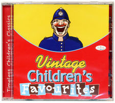 Vintage Children's Favourites -  20 Timeless Children's Songs  NEW & WRAPPED