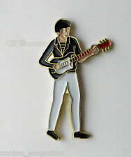 CLASSIC ROCK GUITAR PLAYER CLAPTON SLOW HAND MUSIC LAPEL PIN BADGE 1 INCH