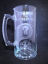 Star Wars The Old Republic  27oz. Mug -Video game Movie Cartoon PC-Hand Etched