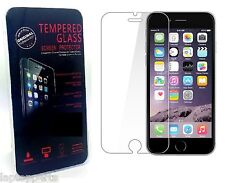 100% Genuine Premium Tempered Glass Film Screen Protector Apple iPhone 6S 6 4.7'
