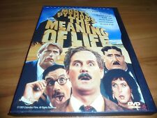 Monty Python's The Meaning of Life (DVD, 1998) John Cleese Used