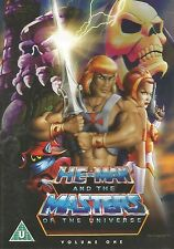 DVD / HE-MAN AND THE MASTERS OF THE UNIVERSE / VOLUME ONE / ENGLISCH
