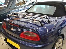 MGF MGTF Luggage Boot Rack - stainless steel rack