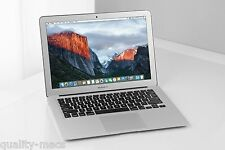 "FAST 2015 13"" Apple MacBook Air Core i5 1.6 - 2.7GHz 128GB SSD 4GB RAM+AppleCare"