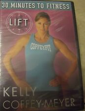 Kelly Coffey-Meyer 30 Minutes to Fitness Lift Workout DVD New Exercise Strength